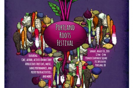 PDX Roots Poster 2014