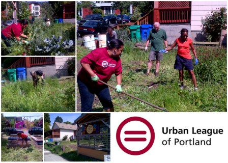 Urban-League-Garden-Clean-Up