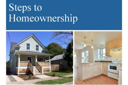 Steps To Homeownership Flyer