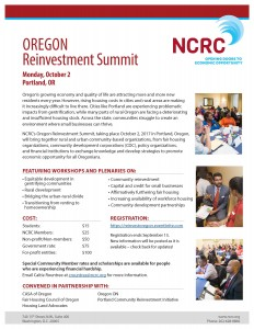 Oregon Summit Flyer